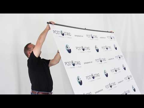 Retractable Backdrop Assembly Instructions