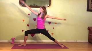Yoga Move of the Week: Warrior 1, 2, and 3, and Reverse Warrior
