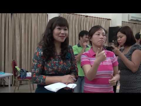 Tập huấn giáo dục mầm non (Phần 2 - 22/5/2014)