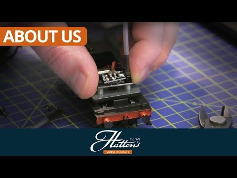 Hatton's - About Us - Digital Fitting Services