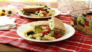 Pasta Recipes - Easy Cold Pasta Salad
