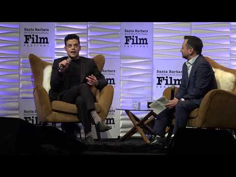 SBIFF 2019 - Outstanding Performer Award - Rami Malek Discusses His Origins & Early Roles