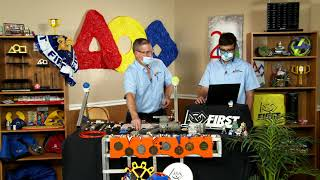 The Orlando Regional Workshop Series - Pneumatics for FIRST Robotics with the Fluid Power Society