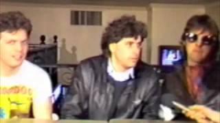 "RODS AND CONES BOSTON MA ""30 GO"" INTERVIEW & VIDEO"