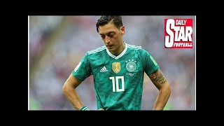 3d3b47c6aad Manuel Neuer says Germany squad accepts Mesut Ozil's decision to quit