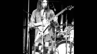 Neil Young Time Fades Away Harvest Tour 1973