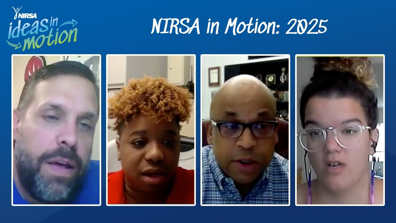 NIRSA in Motion: 2025