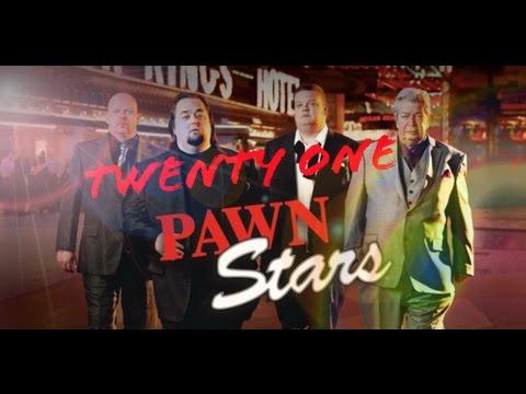 Twenty One Pawn Stars- Ride