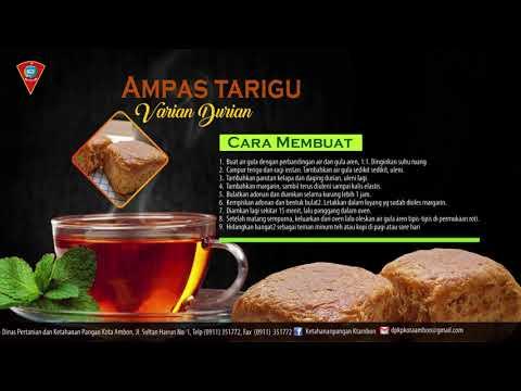 Ampas Tarigu