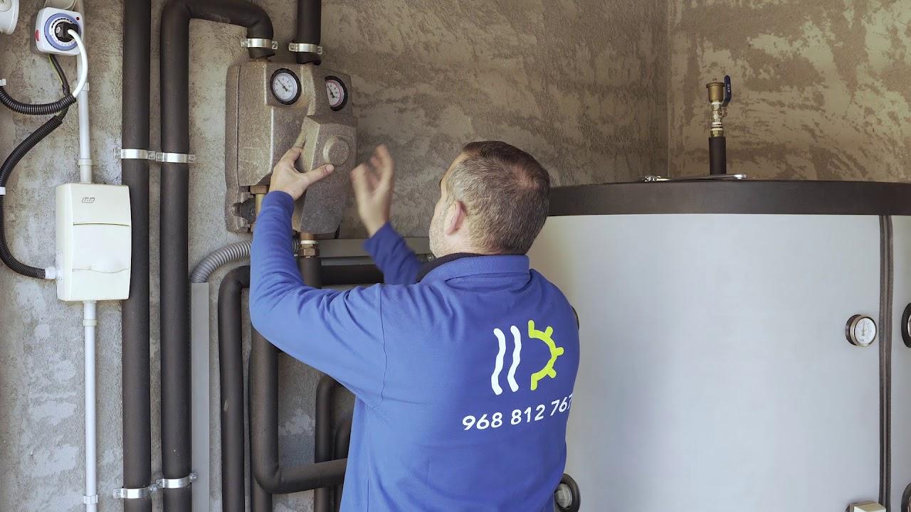 Instaladores de Calefacción.
