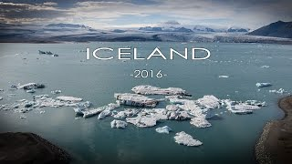 Iceland from above (4K) - Drone Footage Iceland
