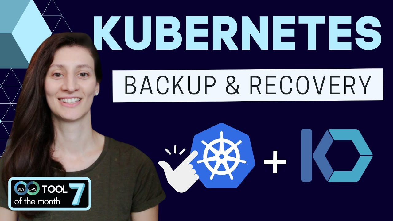 Kubernetes Backup and Restore Made Easy!