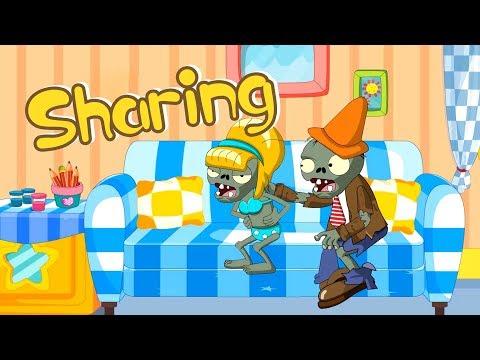 Plants vs. Zombies Animation : Sharing