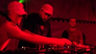 DJ Doorkeeper & Mike Dub (Little M) @ House_im_Zelt 2012