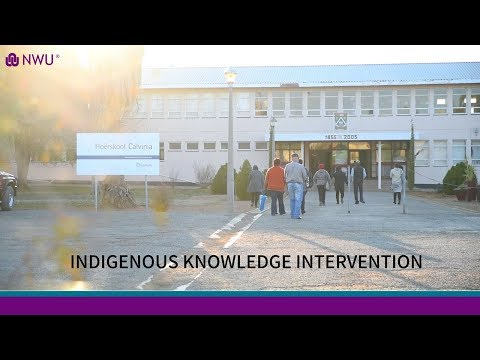 NWU Indigenous Knowledge Intervention   Calvinia 2017    Full Overview