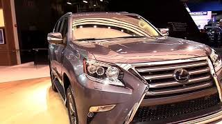 2019 Lexus GX 460 Special Edition Design Special Limited First Impression