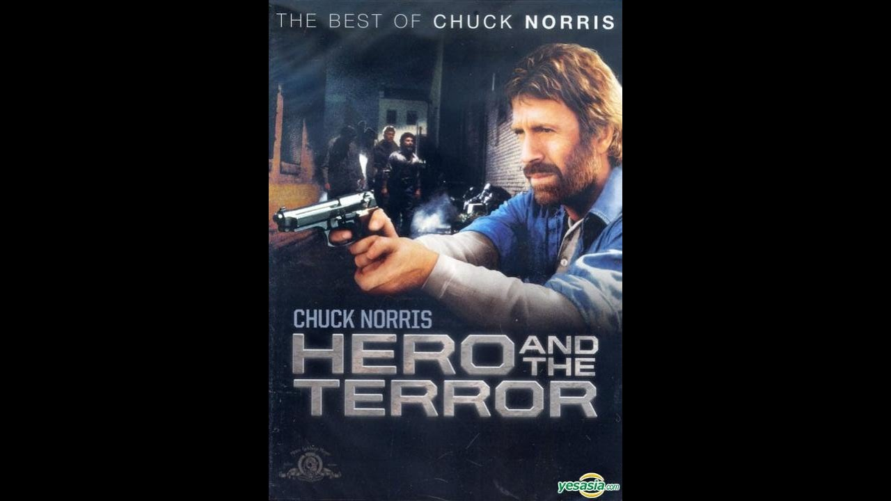 Download Hero And The Terror 1988