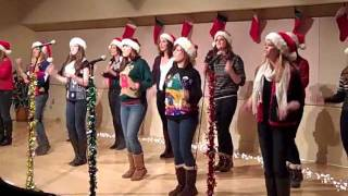 Girls Next Door A Cappella - Rockin