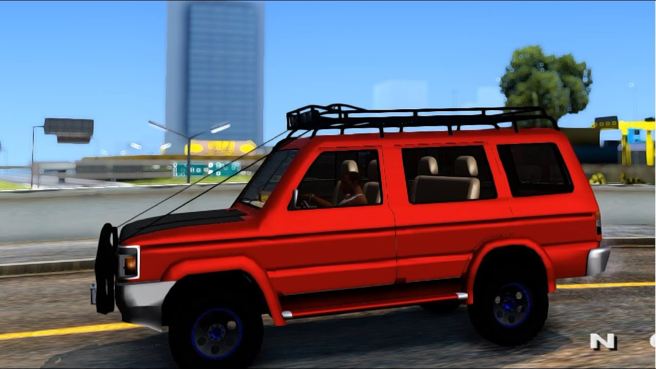 Gta San Andreas Toyota Kijang Grand Extra Off Road Enromovies