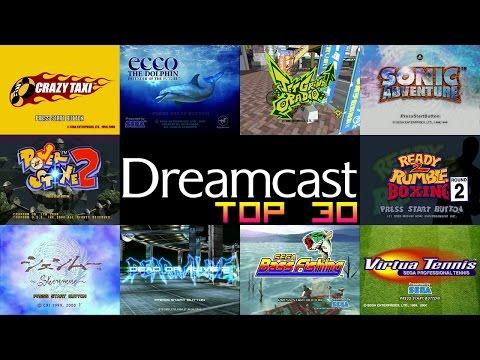 SEGA Dreamcast Top 30 Games