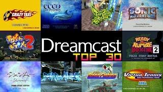 SEGA Dreamcast Top 30 Gaṁes 📥