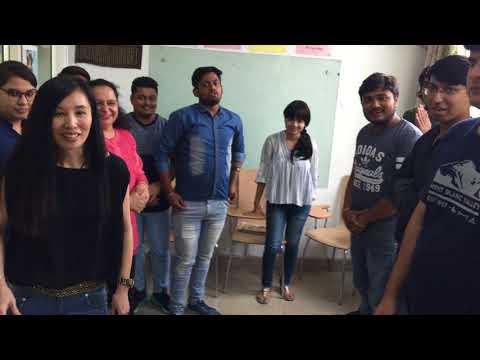 chinese mandarin learning singing dancing fun activities Delhi HanYou