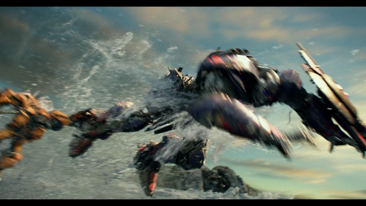 Transformers: El Último Caballero | Tráiler N