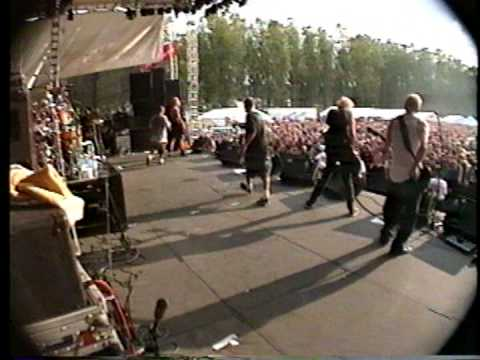 HeadCrash with Thumb: Freedom (Live Video, Strange Noise Festival-Germany, 1996)-- 35,000 people!!!!