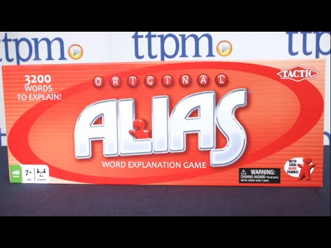 Alias from Tactic USA