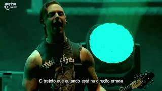 BULLET FOR MY VALENTINE - Tears Don't Fall live RAR 2016  LEGENDADA