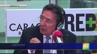 RED+ | Capturado el general (r) Humberto Guatibonza por chuzadas ilegales