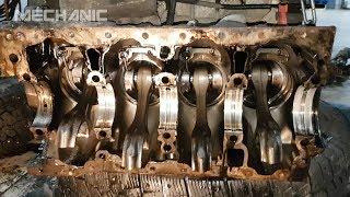 Жесть на СТО. #13. ТУРБИНА. Что нельзя починить изолентой. Приколы на СТО!
