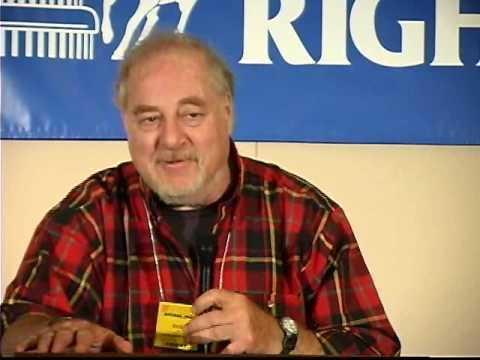 Bob Bloom - Social Justice Attorney - Animal Rights Conference 2009 in Los Angeles