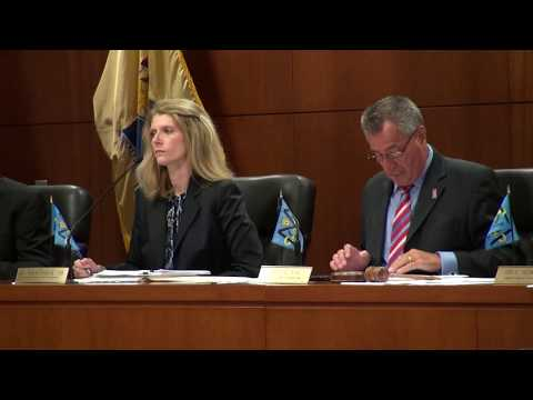Middlesex County Freeholders Regular Meeting - 8/17/17