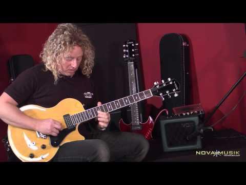 Novamusik.com - Vox Mini 3 Modeling Guitar Amp!