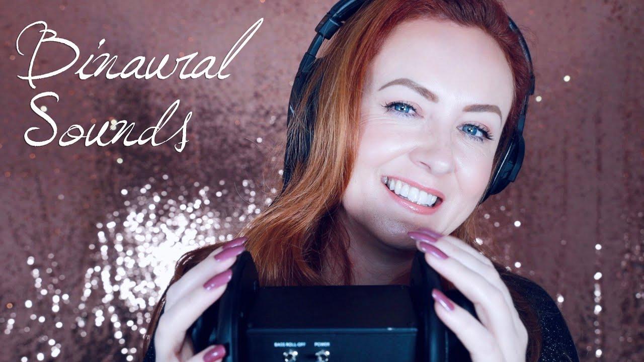 Binaural Nostalgia 💜 8 Yr ASMR Channelversay 💜 3Dio, Ears, Ramble, Tapping, Scratching