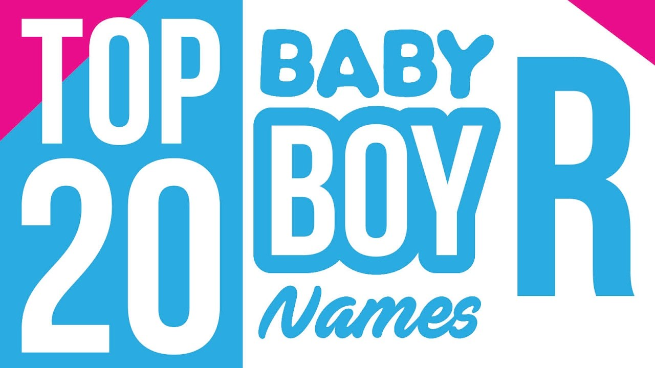 Baby Boy Names Start With R Baby Boy Names Name For Boys Boy