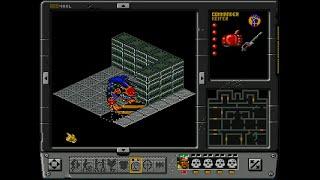 Space Crusade Mission 1 Amiga