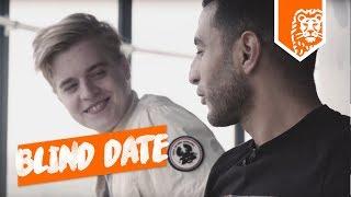 TOUZANI EN FIFALOSOPHY OP BLIND DATE! - EUROMAST IN ROTTERDAM