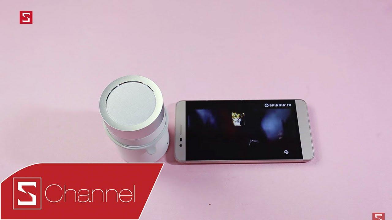 Schannel – Mở hộp loa bluetooth Xiaomi Steel Gun 2: Thiết kế độc đáo, chất lượng âm thanh tốt