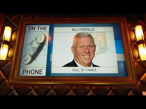 Pro Football Hall Of Famer Bill Parcells Talks Dallas Cowboys, Colin Kaepernick & More - 8/30/16
