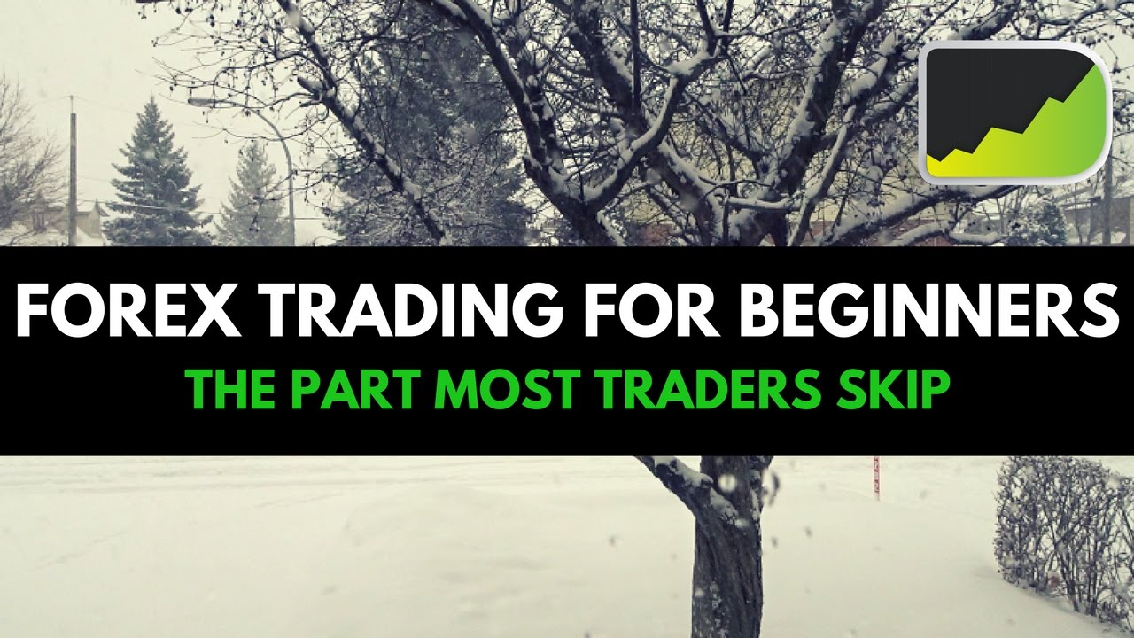 How to forex trade for beginners pdf