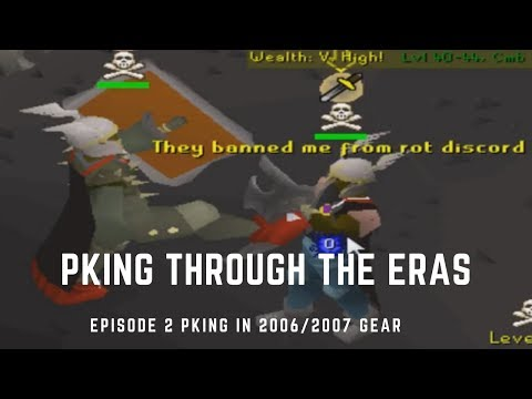 PKING WITH 2006 & 2007 MAX GEAR DEEP WILD - Pking Through the Eras Episode 2