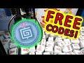FREE GAMERGREEN CODES! ARCADE GAME CLAW MACHINE WINS!