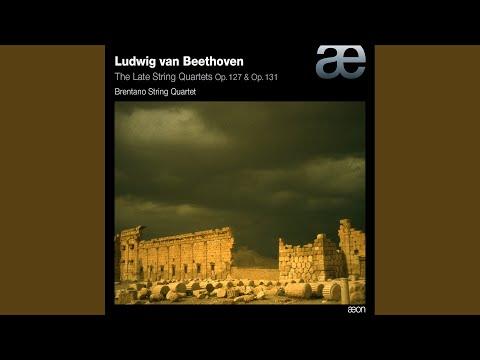 String Quartet No. 12 In E-Flat Major, Op. 127: II. Adagio, Ma Non Troppo E Molto Cantabile