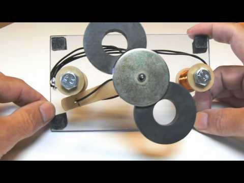 Amazing Magnet Motor Gen Part 2 1 Youtube