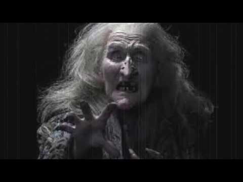 La bruja que agarraron en Xaltocan.