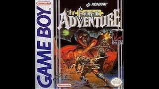 Castlevania: The Adventure (1991) - Nintendo Game Boy