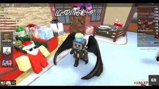playing roblox MM2. (Ft. Jig Jin)