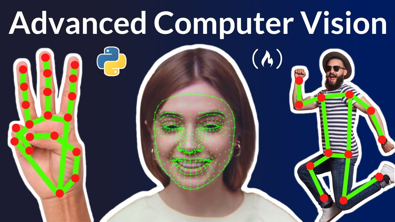 Advanced Computer Vision with Python - Full Course